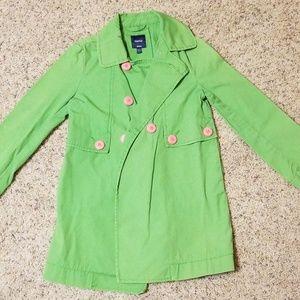 Girls GapKids spring coat